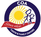 COA Youth & Family Center logo