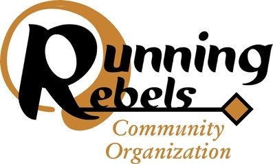 Running Rebels logo